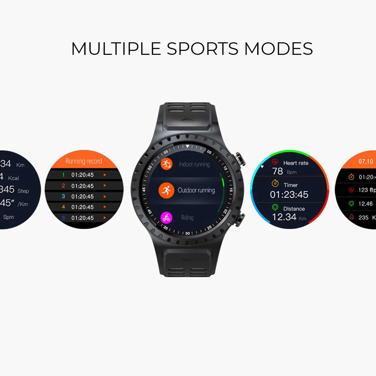 Smartwatch GPS   SW36