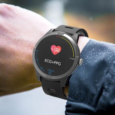 porcentaje oxigeno sangre smartwatch reloj pulsera actividad